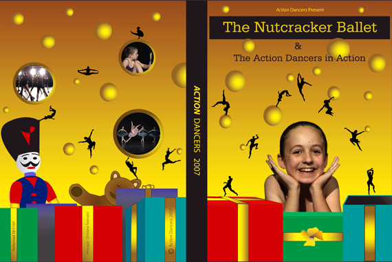 The Nutcracker Ballet - Click to Return to Gallery