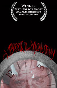 A Break In The Monotony Poster