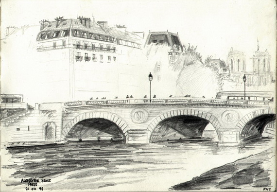 Pontneuf - Click to Return to Gallery