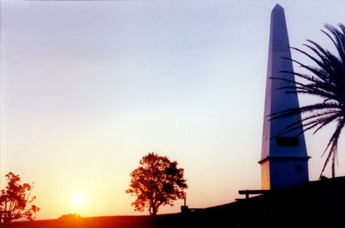 Obelisk - Click to Return to Gallery