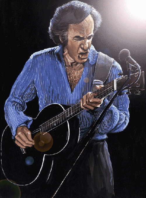 Neil Diamond - Click to Return to Gallery