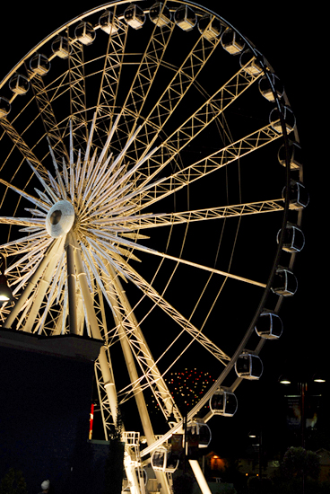 Ferris Wheel - Click to Return to Gallery